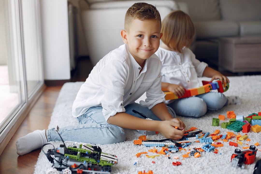 LEGO vira coleção de livros infantis