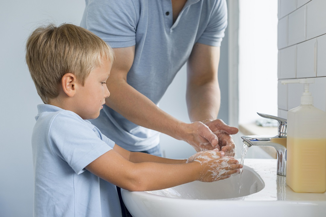 Dia mundial de higiene das mãos