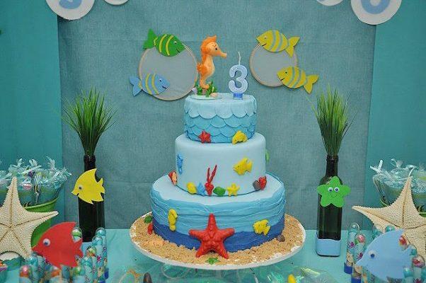 Festa-infantil-Fundo-do-Mar-Lindo-decoração-do-aniversário-do-Serginho-18