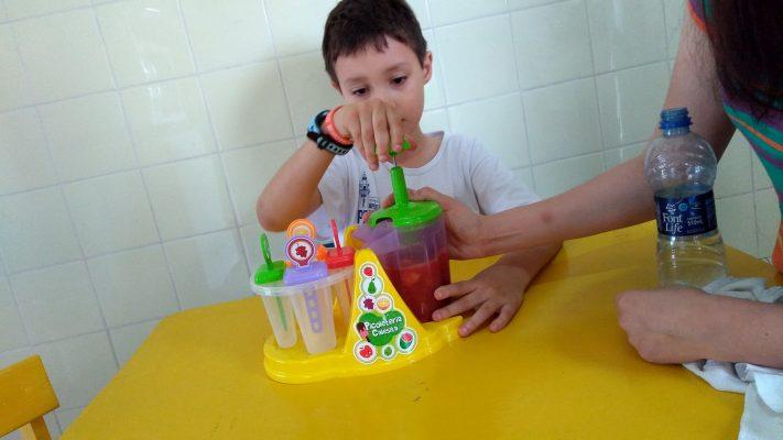 Blog Mamae & Cia - Direitos autorais reservados - picoleteria calesita