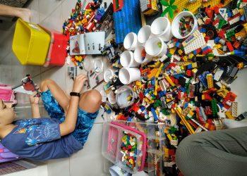Império Lego Contra Heartland