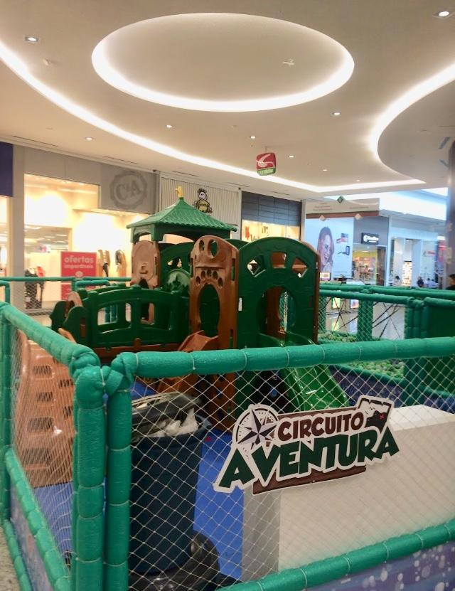 Safari Infantil - Garten Shopping