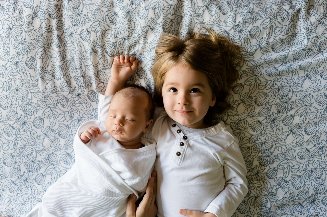 Irmãos - Aprendendo Sobre A Maternidade