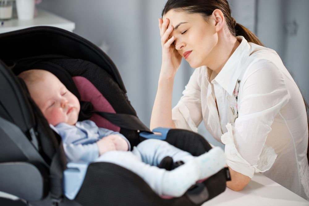 Baby Blues - Mãe Cansada