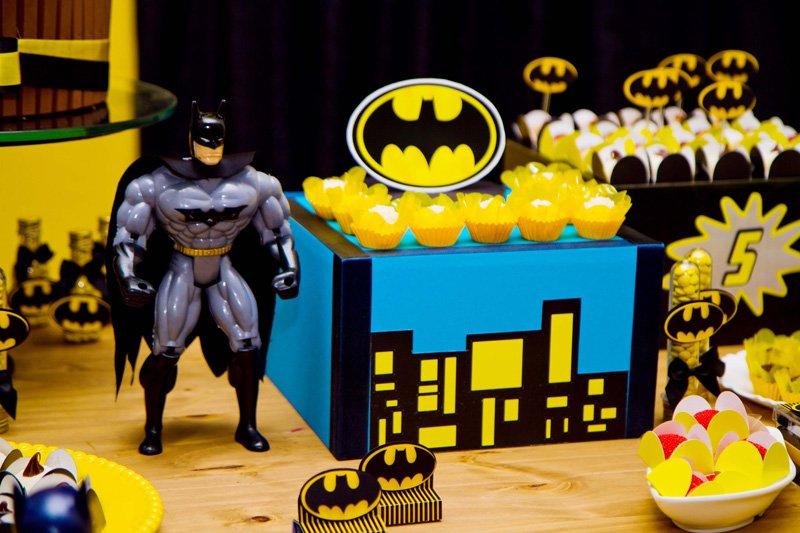 Aniversário Batman