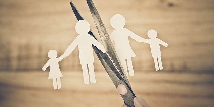 Desestruturação Da Família