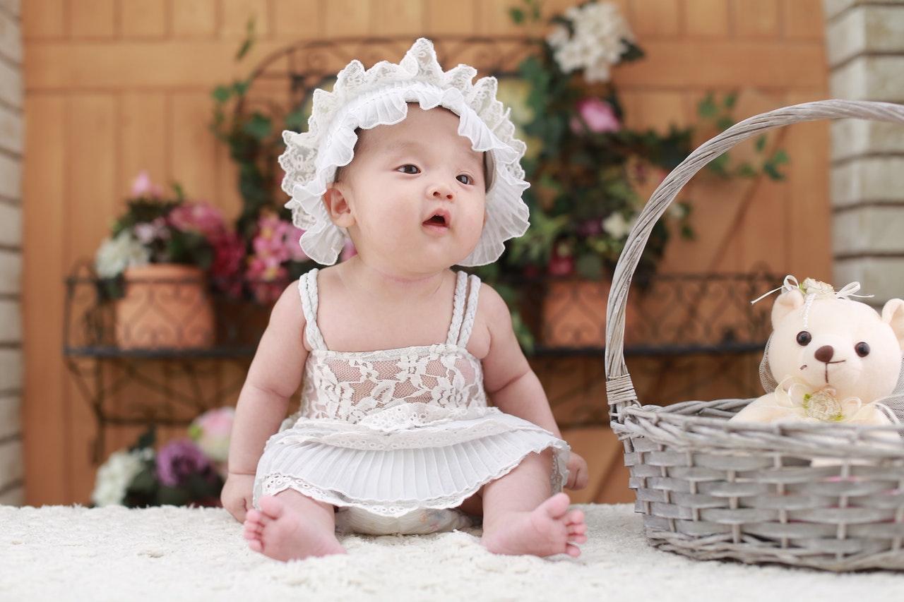 Quando O Bebê Vai Sentar Sozinho