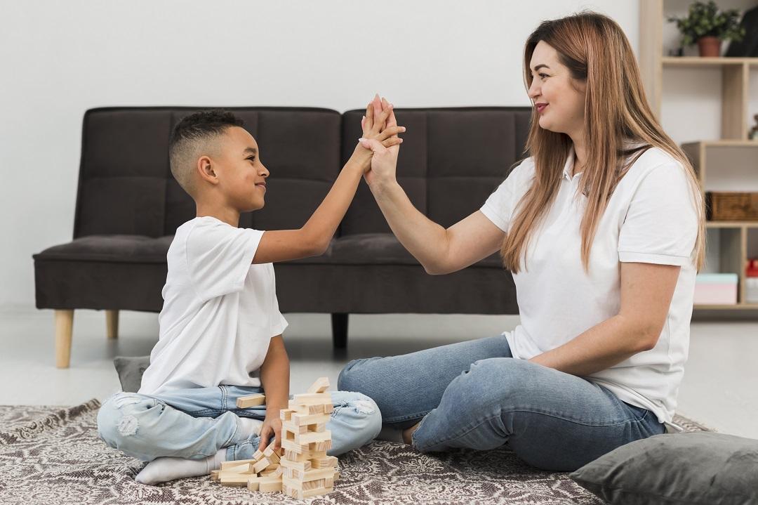 6 Maneiras De Demonstrar Amor Para Seu Filho